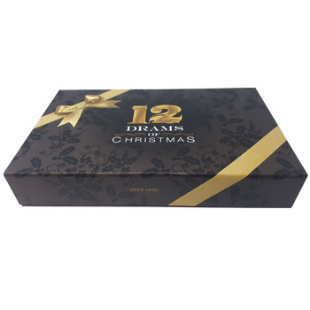 Luxury Chritmas Drinks Packaging