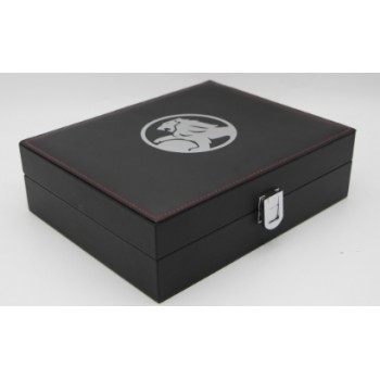 Promotional Leather Video Packaging for Magnum