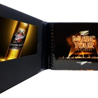 Video Brochure with CD for Miller Genuine