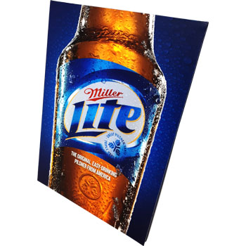Bespoke Video Brochure for Miller Lite