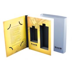 Promotional Packaging for Mobil