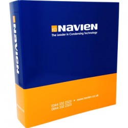 Promotional Presentation Folder for Navien