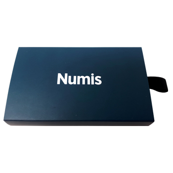 Custom Video Business Card for Numis