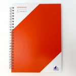 Custom branded wiro notebook for PowerShares