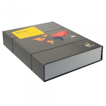 Luxury Packaging Box for Repsol