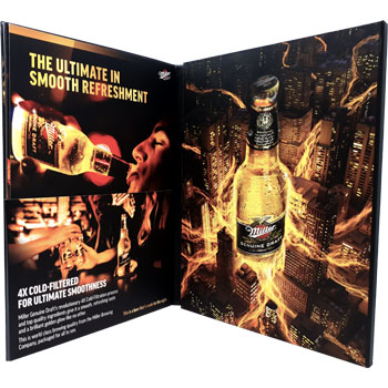 Bespoke Video Brochure For Miller Genuine Draft