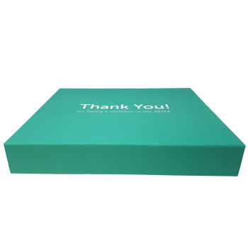 Luxury Personalised Thank You Box