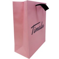 Bespoke Ribbon Handled Bag for Timaln