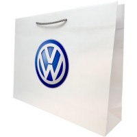 Printed Rope Handle Bag for VW