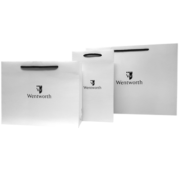 Printed Embossed Wentworth Bag