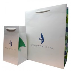 Wentworth Spa Luxury Paper Bag