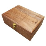 Promotional Wooden Packaging for Apache