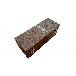 Promotional Wooden Presentation Box for Old & Rare Whiskey