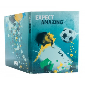 Qatar 2022 World Cup Bid Custom Tender Packaging Version 3