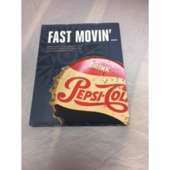 Custom Video Book made for Pepsi Co