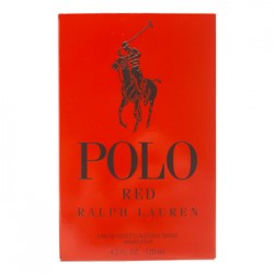 Custom printed and laminated folding box board for Polo Ralph Lauren