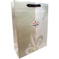 Luxury Rope Handled Bag for S.Pellegrino
