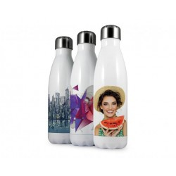 Personalised Insulated Water Bottle - Full Colour Print