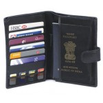 Branded Passport Cover and Wallet