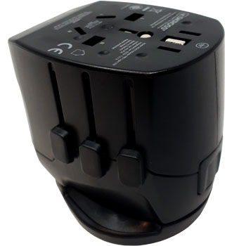 Promotional Skross Travel Adapter for C6