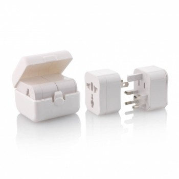 Promotional Interchangeable Travel Adapter