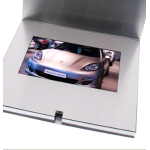 Metal Custom Video Brochure