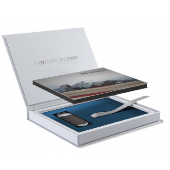 Communications Video Presentation Box