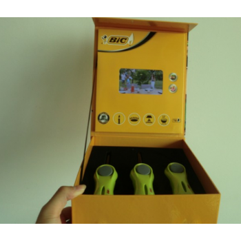Bespoke Video in a Box for BIC