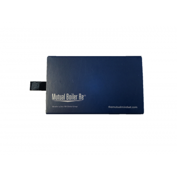 Promotional Sliding Video Business Card for Mutual Boiler