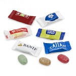 Promotional Hard Boiled Candy-Single Flow Pack