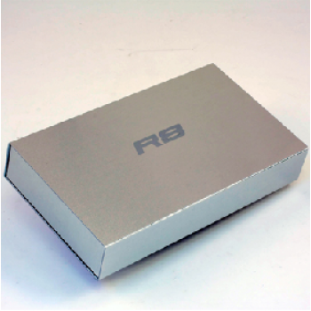 Custom metal Presentation box for Audi