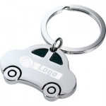 Car Keyring - Metal