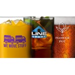 Glass Glassware Printed Promotional