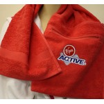 Branded Gym & Sports Towels