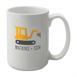 Large Personalised Mug