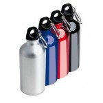STAINLESS STEEL AQUA WATER BOTTLE