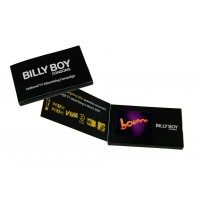 Video Business Card for Billy Boy Condoms