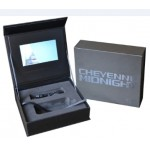 Bespoke Custom Video presentation box for Chevrolet