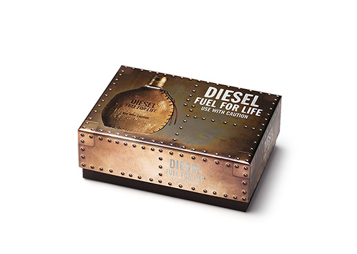 Diesel perfume closed box