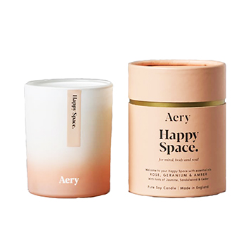 Luxury candle box packaging