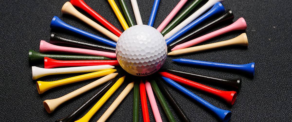 Branded golf sets