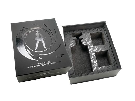 007 rigid box