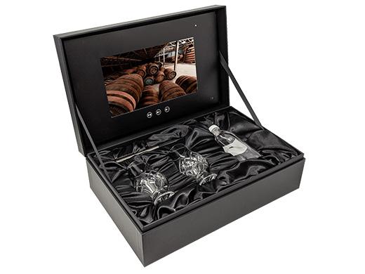 Glenfiddich rigid box