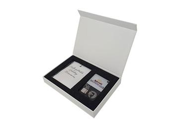 luxury marriott packaging