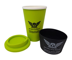 Magellan Reusable Takeaway Cup