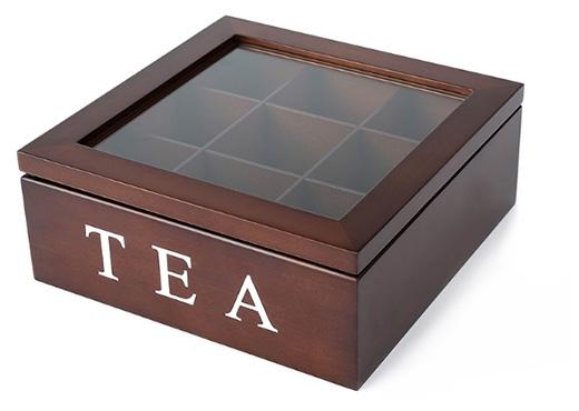 Tea box example
