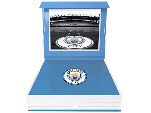 Man City Kit Box - Open