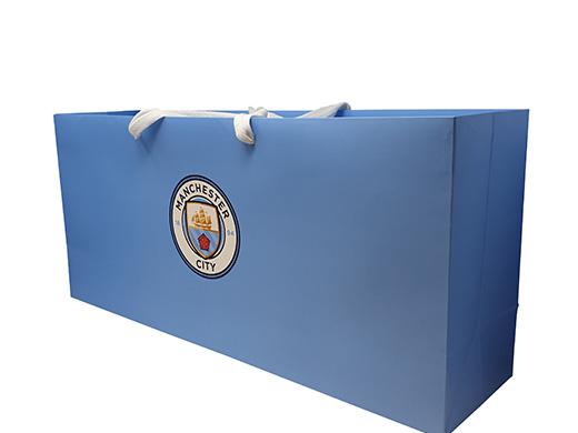 Man City Fan Gift box bag