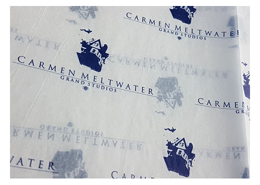 Luxury tissue paper