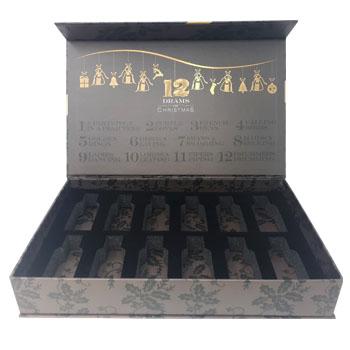 Luxury whiskey packaging box